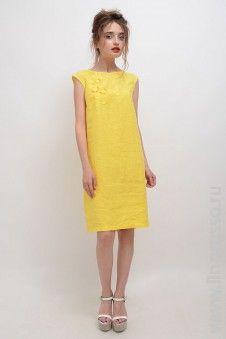 #LinoRusso #РусскийЛён #лён #платье #dress #red #linen #spring16 #summer16 #ss16 #applique #embroidery #аппликация #вышивка