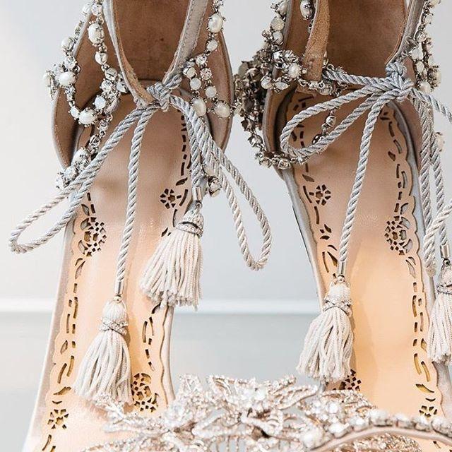 Shoe envy. via @marchesafashion