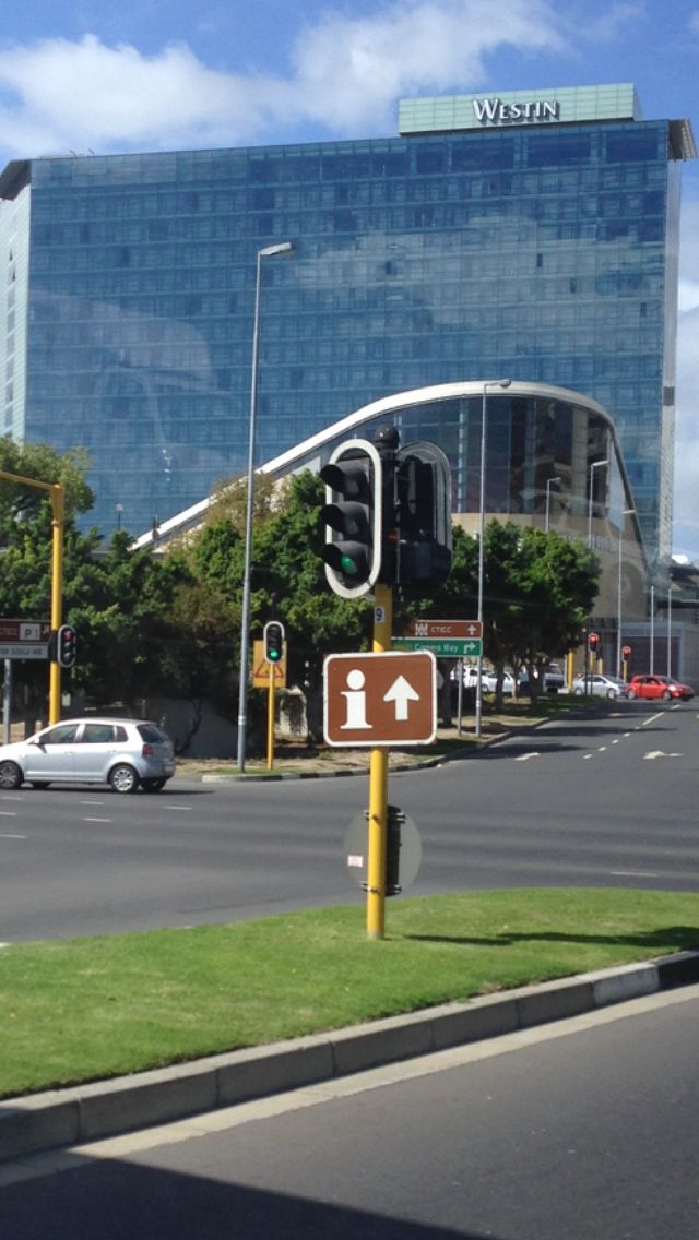 Westin Hotel 2015 Cape Town, South Africa Photo by Sheila Calibuso