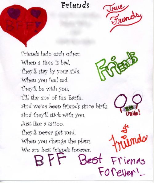 cute best friend poems best friends poems sorry poem best friend 17205 | d89066e7720942efec011638e77532b6
