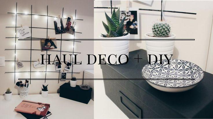 HAUL DECORACIÓN + DIY | Ikea, Primark, Casa Viva, Amazon | Luana Bobadilla