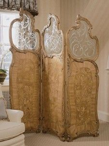 jessica mcclintock home   Jessica McClintock Home Screen Lightly Distressed Maple Bisque Finish ...