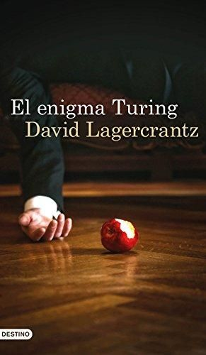"""EL ENIGMA TURING"" de David Lagercrantz"