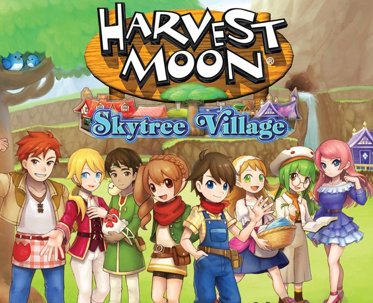 Review: Harvest Moon: Skytree Village: It's weird to think how competitive the farm sim genre has become. You have Stardew Valley, which…