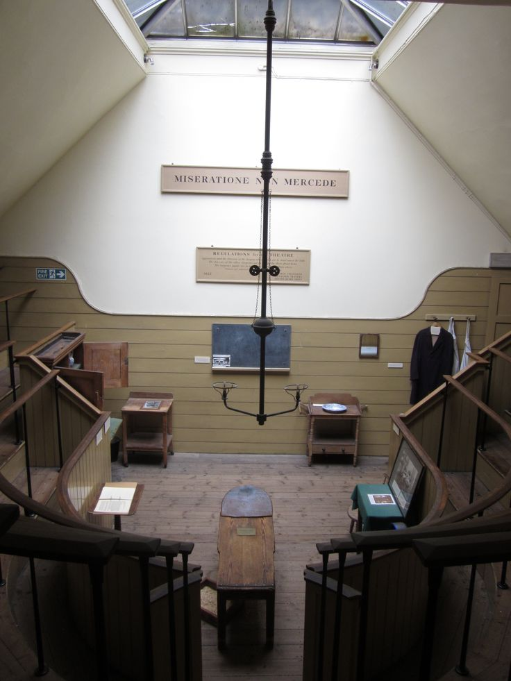 Old Operating Theatre View | Victorian london, Home decor ...