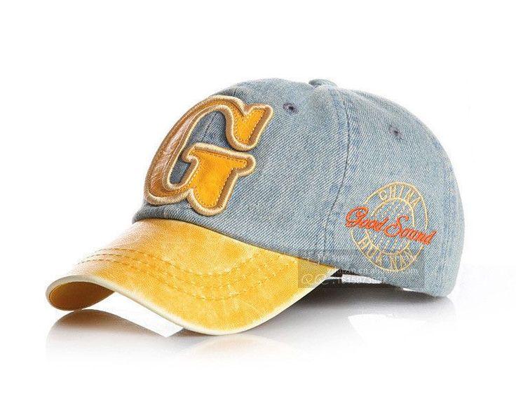 New Cowboy Summer Kids Fashion Caps Children Boys Girls Letter pattern Baseball Caps Adjustable Hip Hop Snapback Sun Caps Hat