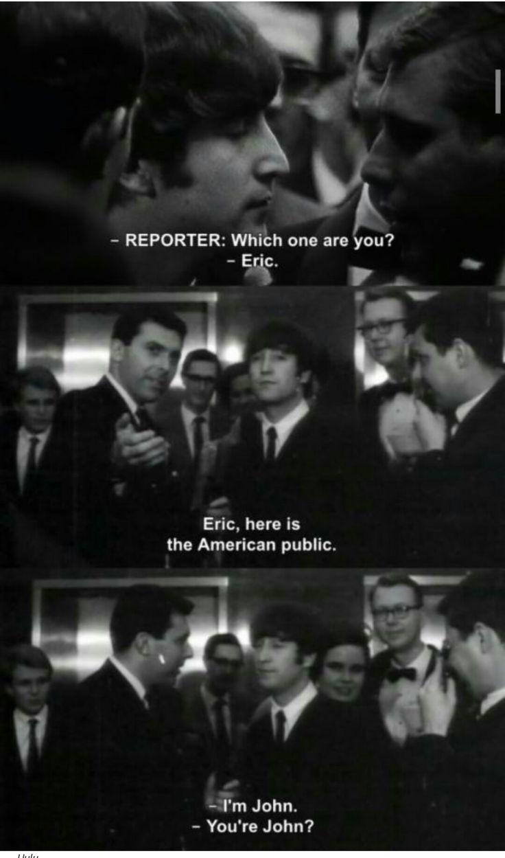 Pin by Allison on Bands (With images) Beatles funny, The