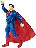 New Superman Image on Mattel Justice League Action Figure Box