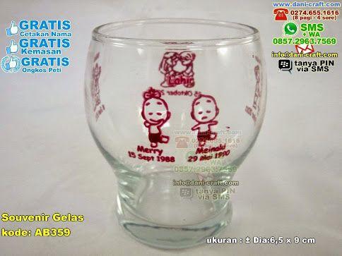 Souvenir Gelas 513 Hub: 0895-2604-5767 (Telp/WA)gelas,gelas kaca,souvenir gelas,jual gelas,jual gelas murah,gelas murah,souvenir gelas murah jogja,souvenir gelas murah,souvenir gelas unik,gelas keramik  #gelasmurah #souvenirgelasmurah #gelaskeramik  #souvenirgelasmurahjogja #souvenirgelasunik #jualgelasmurah #gelas #souvenir #souvenirPernikahan