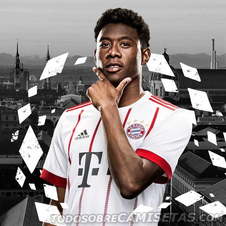 Bayern Munich 2017-18 adidas Third Kit