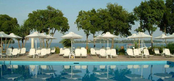 Louis Corcyra Beach Hotel, Corfu Greece