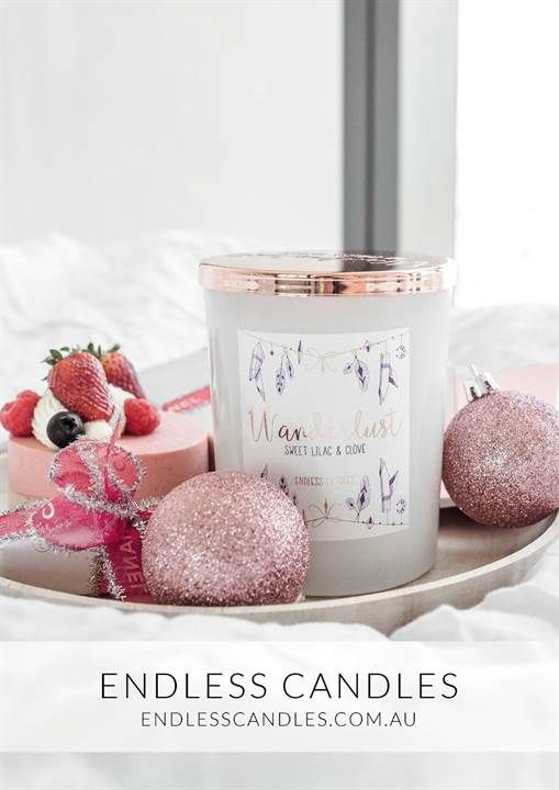 Obsessed with Endless Candles! The perfect present for Christmas.