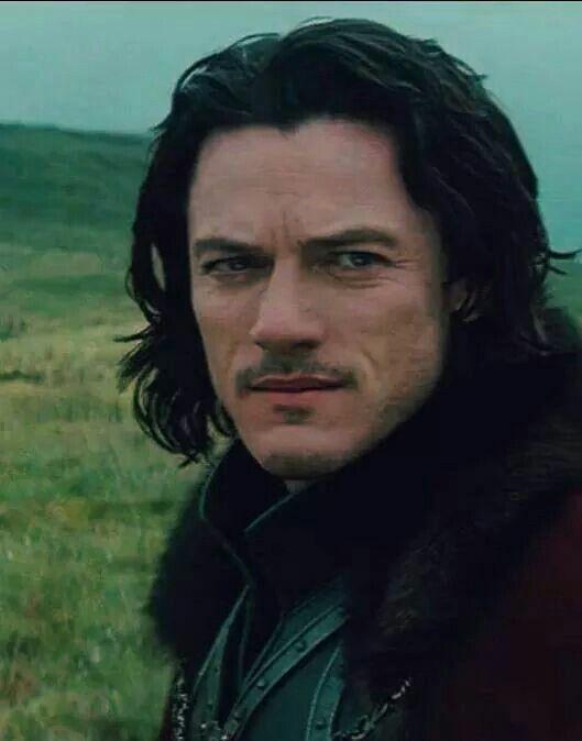 Luke Evans, prince Vlad Dracula, Untold Dracula movie