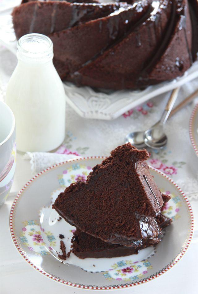 Bizcocho de chocolate: receta jugosa y esponjosa