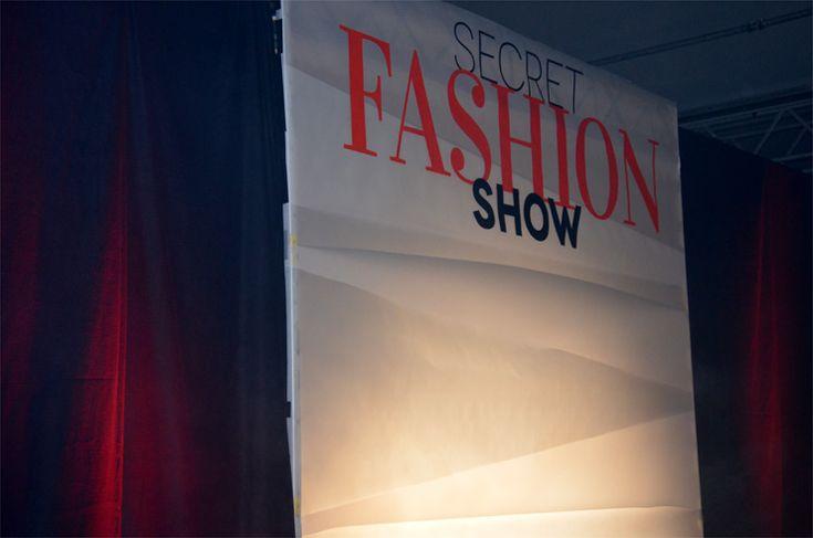 Secret Fashion: The Show must go on