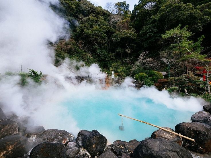 8 recommended onsen (hot springs) you should visit when traveling in Beppu, Japan