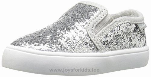 carter's Tween Girl's Novelty Slip-On, Silver Glitter, 12 M US Little Kid  BUY NOW     $20.40    These relaxed slip owns with animated prints combine comfort and playfulness for her feet.Elastic on the upper for an easy on  ..  http://www.joysforkids.top/2017/03/03/carters-tween-girls-novelty-slip-on-silver-glitter-12-m-us-little-kid/