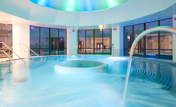 Spa Facilities At Champneys Springs Health Resort Leicestershire Our Places Spaces