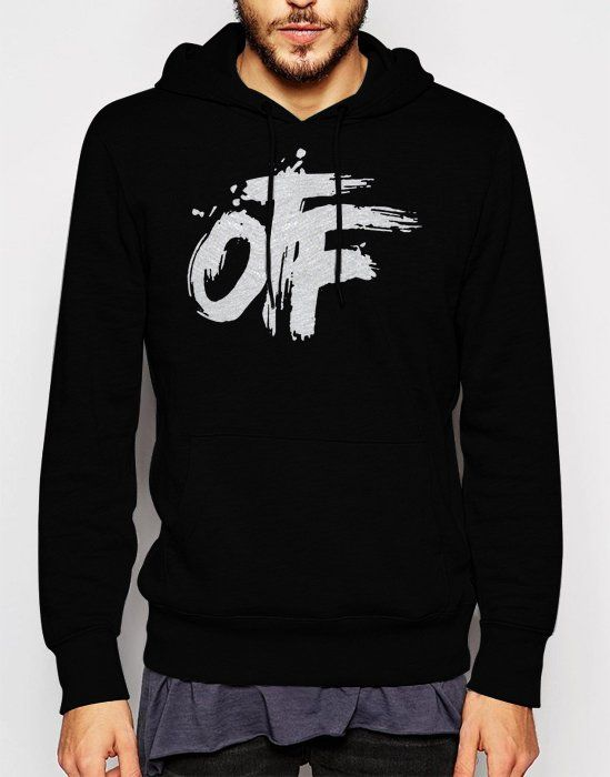 Gift+for+Men+OTF+Hip+Hop+Music+Rap+Black+Hoodie