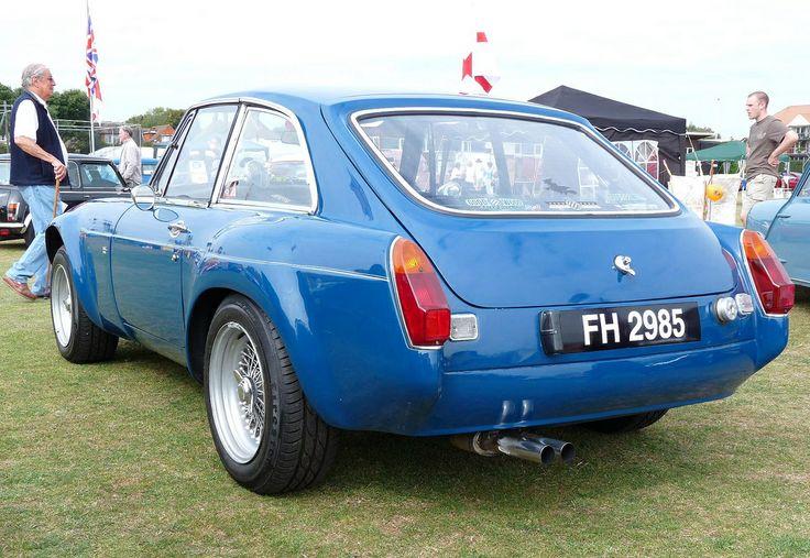 1972 - MG MGB GT