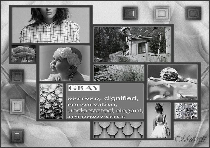Photo montage 47. dignified gray    forrás: margitanyakepeslapjai.bloglap.hu