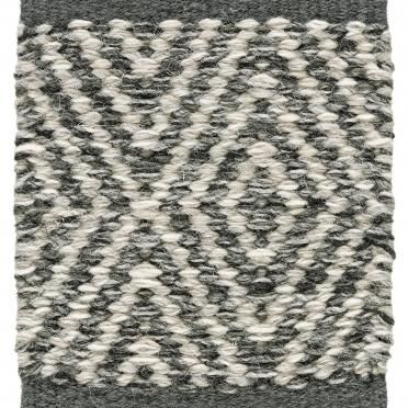 Stone Grey- Woven Rug - Kasthall  - Rep: Ombre, Rachel