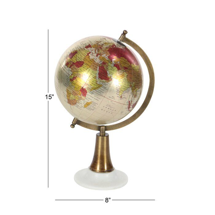 Cole Grey Globe Reviews Wayfair With Images Globe Work