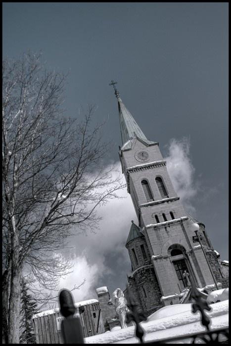 Church in Zakopane, Tatra Mountains, Poland