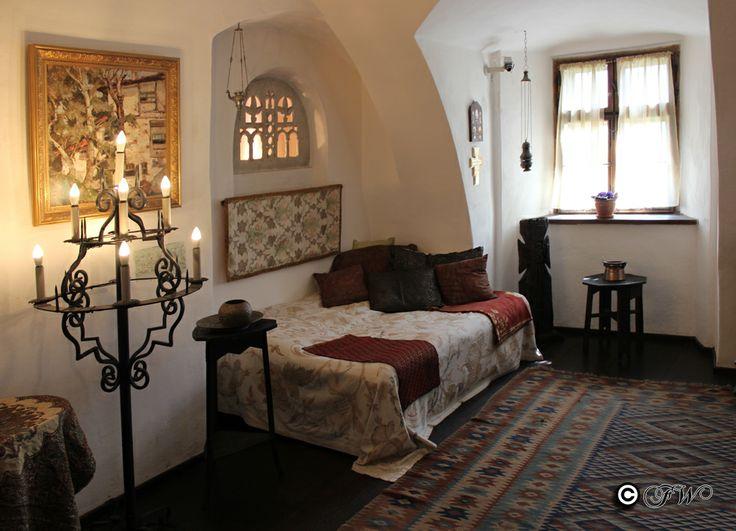 Bran Castle - interior furniture