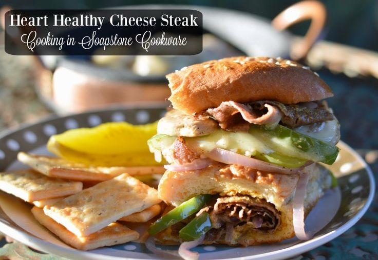 The Best Low Sodium Cheese Steak Sandwiches