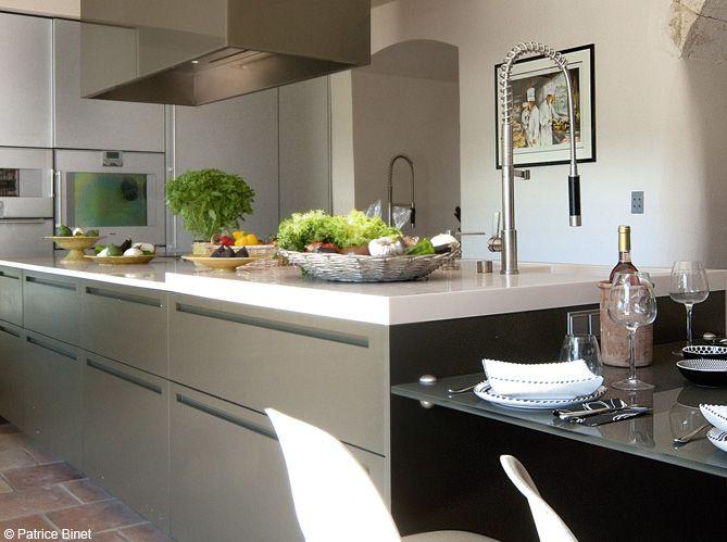 25 best ideas about plan de travail on pinterest deco cuisine cuisine design and credence - Plan de travail cuisine en resine de synthese ...