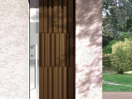 MATRIX Porta de segurança by SILVELOX design Gabriele e Oscar Buratti Architects