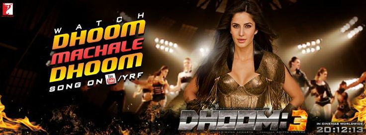 Download Dhoom 3 Dhoom Machale Dhoom Arabic Full MP3 Song