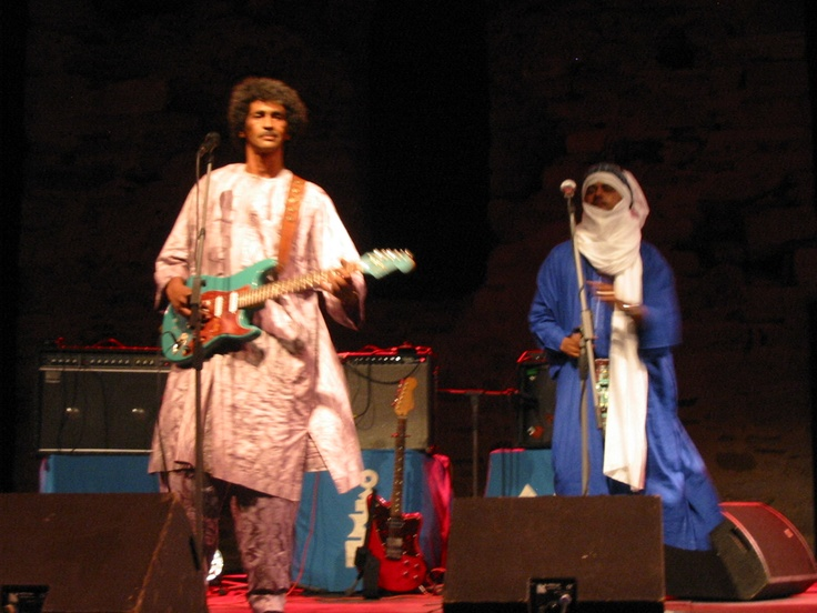 Tinariwen - Sani festival 2008