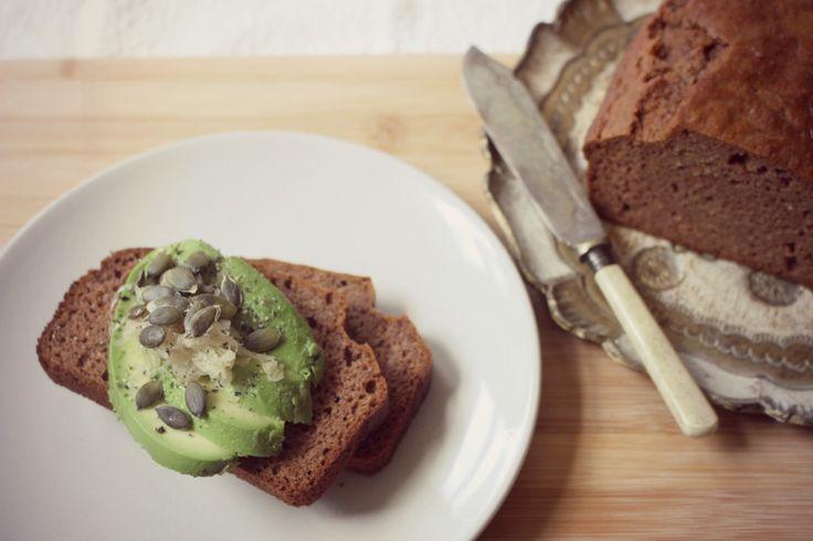 Sweet Potato, Chilli, Cinnamon Loaf (Grain-free, Gluten-free, Diary-free, Sugar-free) — Danielle Heyhoe