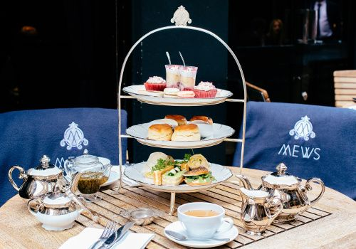 Enjoy #AfternoonTea inspired by one of #London's most prestigious locations at Mews of Mayfair: http://afternoontea.co.uk/uk/london/mayfair/mews-of-mayfair/