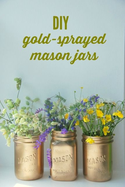 524 Best One Million Ideas For Mason Jars Images On Pinterest | DIY, Glass  And Crafts