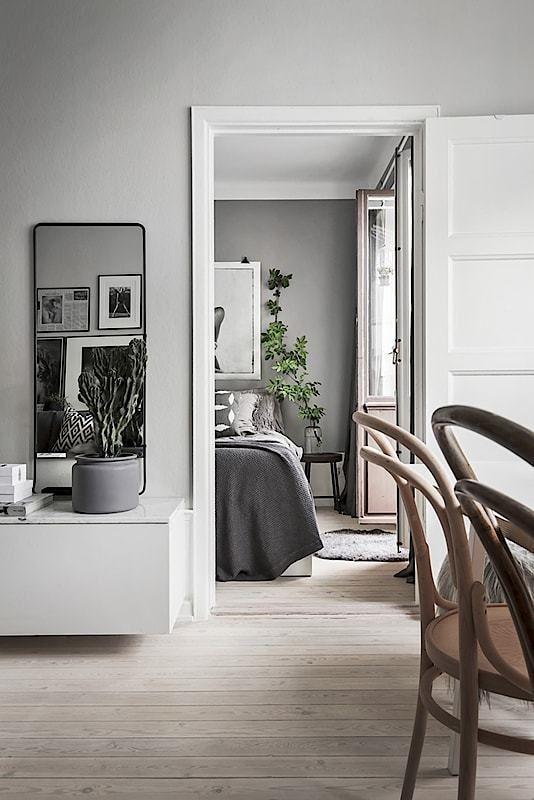 Le gris va bien aux petits   PLANETE DECO a homes world   Bloglovin' // grey and white Scandinavian style