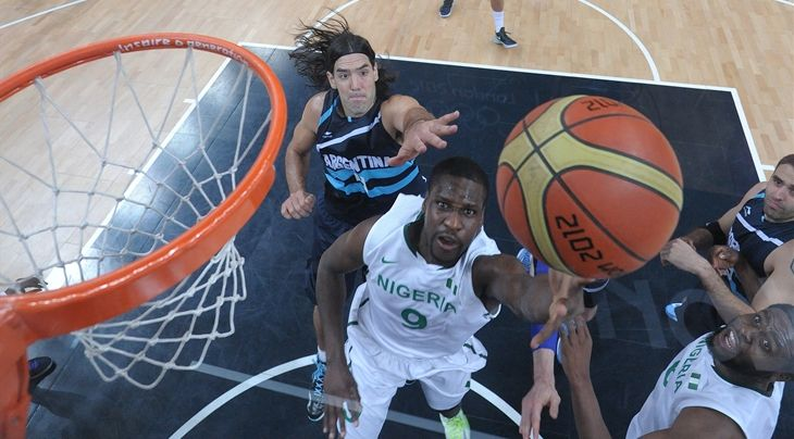 Big Ike is back, leads Nigeria past Argentina  LAS VEGAS (Rio 2016 Olympic Games) - National teams are right now warming up for the Rio de Janeiro Olympics, with the men's tournament tipping off on 6 August. #EmojiOlympics http://www.fiba.com/olympics/2016/news/big-ike-is-back-leads-nigeria-past-argentina