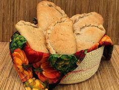 Empanadas de calabaza y especias