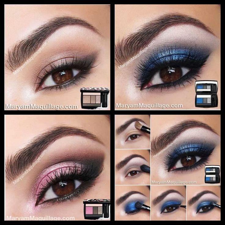 Lancome eyeshadow got to love the transformation!!!