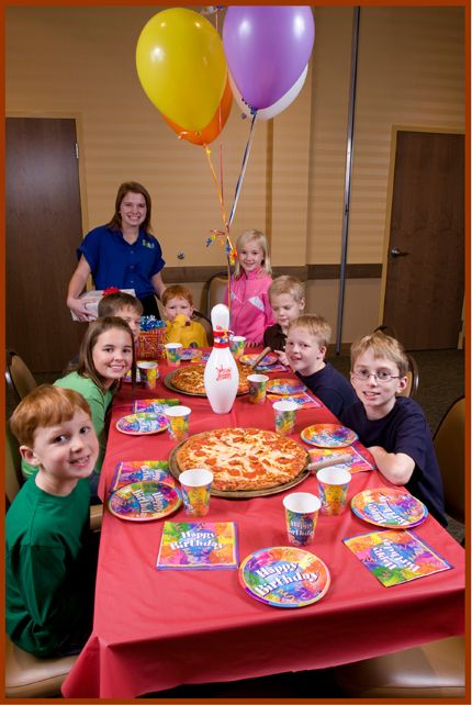 Pinz Bowling Birthday Parties