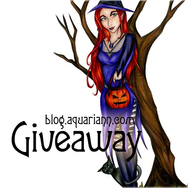 #TrickOrTreat! @aquariann is giving away something good to decorate your fridge! Enter to #win #Halloween #giveaway before October 19, 2016.