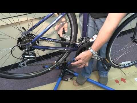 Bike Shifting Basics