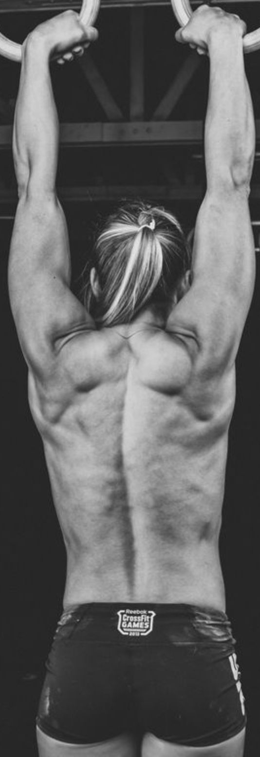 #fitness #motivation #muscle #girlpower #bodybuilding #muscular #woman #back