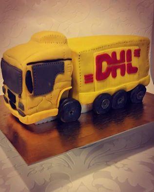 Dort Kamion DHL