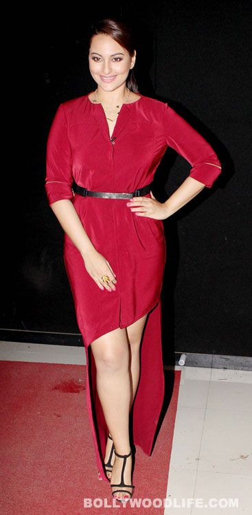 Sonakshi Sinha the style queen!