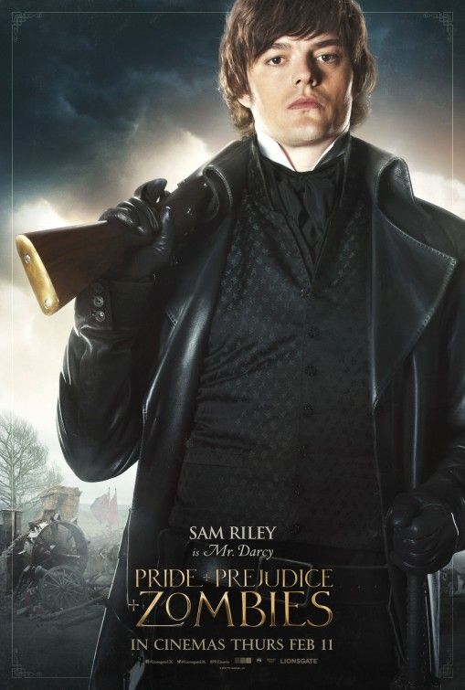 Click to View Extra Large Poster Image for Pride and Prejudice and Zombies