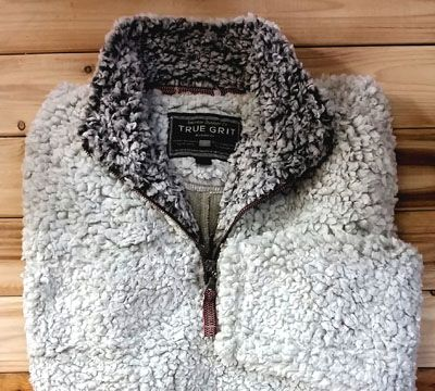 New Sweepstakes - Win a True Grit Pullover!