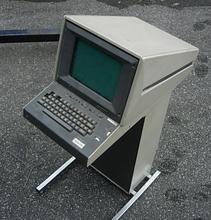 Tektronix 4010 Computer Terminal.